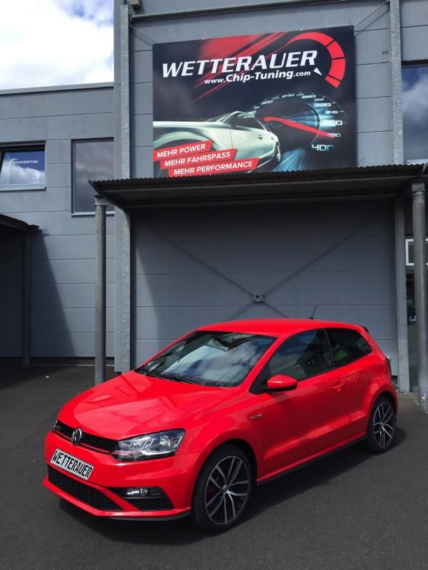 262PS im VW Polo GTI Wetterauer Engineering Chiptuning 3 262PS im VW Polo GTI von Wetterauer Engineering