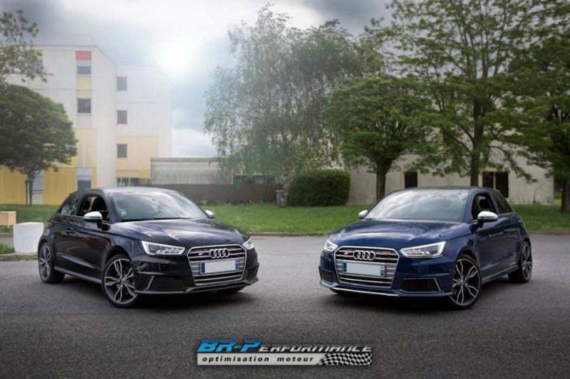 301PS & 475NM Chiptuning BR-Performance Audi A1 S1 (9)