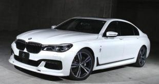 3D Design BMW 7er G12 Tuning G11 11 1024x682 1 e1465839526570 310x165 410 PS BMW X4 M40i (G02) SUV mit 3D Design Bodykit