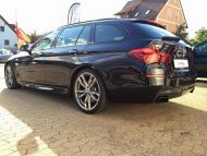 430PS 850NM Aulitzky Chiptuning BMW M550D F11 Touring 4 190x143 430PS und 850NM im Aulitzky Tuning BMW M550D F11 Touring