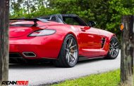 603PS 691NM RENNTech Mercedes Benz SLS AMG GT Final Edition Tuning 13 190x123 603PS & 691NM im RENNTech Mercedes Benz SLS AMG GT Final Edition
