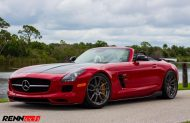 603PS 691NM RENNTech Mercedes Benz SLS AMG GT Final Edition Tuning 2 1 190x123 603PS & 691NM im RENNTech Mercedes Benz SLS AMG GT Final Edition