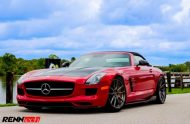 603PS 691NM RENNTech Mercedes Benz SLS AMG GT Final Edition Tuning 9 190x124 603PS & 691NM im RENNTech Mercedes Benz SLS AMG GT Final Edition
