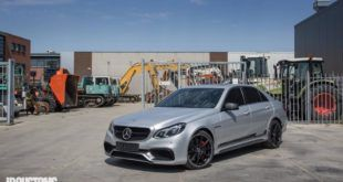 688PS & 1.090NM Mercedes E63 AMG JDC 685 S Chiptuning JD Customs 1