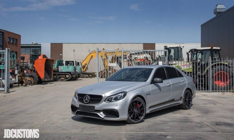 688PS 1.090NM Mercedes E63 AMG JDC 685 S Chiptuning JD Customs 1 688PS & 1.090NM im Mercedes E63 AMG JDC 685 S von JD Customs
