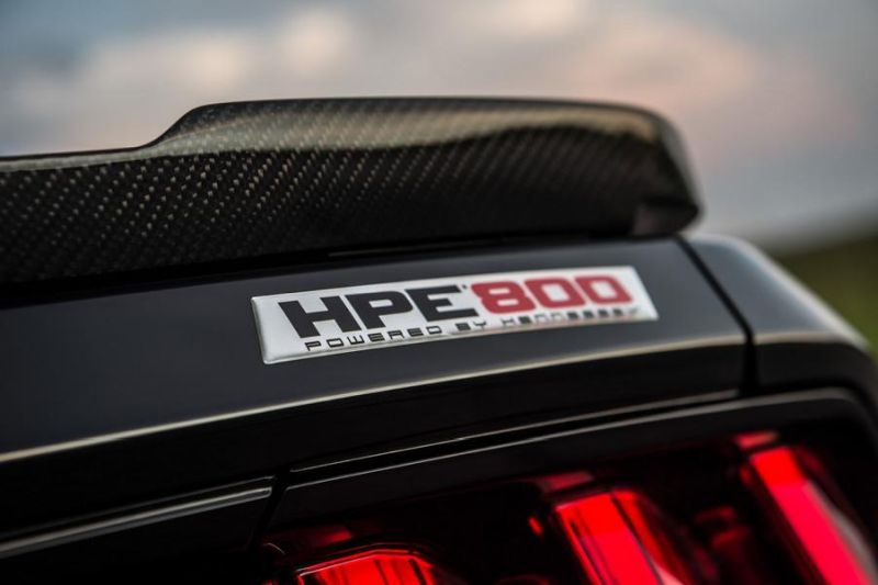 804PS Hennessey Ford Mustang HPE800 25th Anniversary Edition Tuning (11)