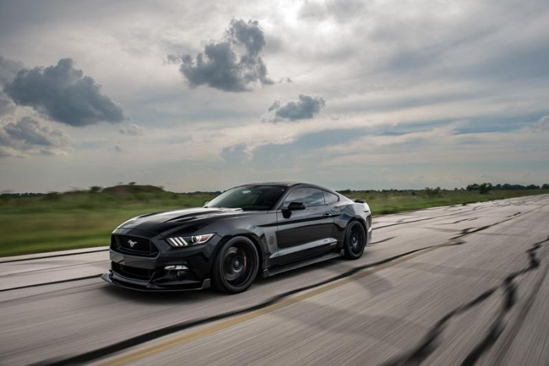 804PS Hennessey Ford Mustang HPE800 25th Anniversary Edition Tuning 3 804PS im Hennesseys Ford Mustang HPE800 25th Anniversary Edition