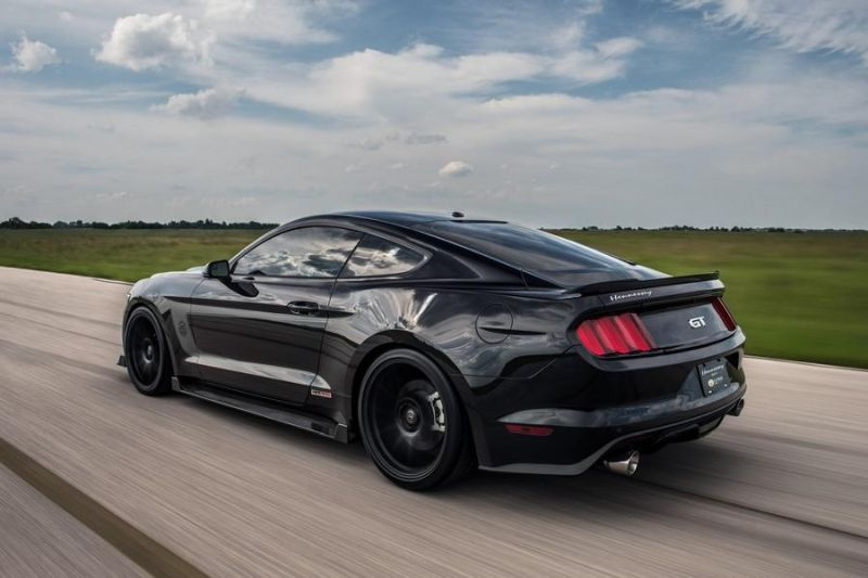 804PS Hennessey Ford Mustang HPE800 25th Anniversary Edition Tuning 4 804PS im Hennesseys Ford Mustang HPE800 25th Anniversary Edition