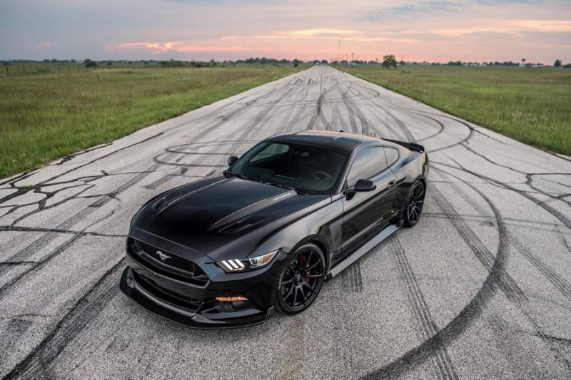 804PS Hennessey Ford Mustang HPE800 25th Anniversary Edition Tuning (5)