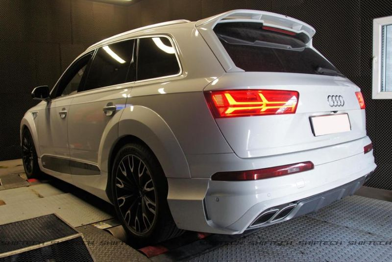 ABT Sportsline Audi Q7 3.0tdi 4M 303PS 659NM Chiptuning Shiftech 2 ABT Sportsline Audi Q7 3.0tdi mit 303PS & 659NM by Shiftech