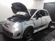 Abart Fiat 500 255PS Pogea Racing Chiptuning 1 190x143 Dezent gesteigert   Abart Fiat 500 mit 255PS by Pogea Racing