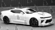 Alpha Six Designs Bodykit 2016 Chevrolet Camaro Tuning 2 190x106 Alpha Six Designs Bodykit für den Chevrolet Camaro