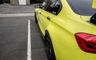 Ambulance Yellow BMW M3 F80 EAS Tuning 6 190x119 Fotostory: Ambulance Yellow BMW M3 F80 by EAS Tuning