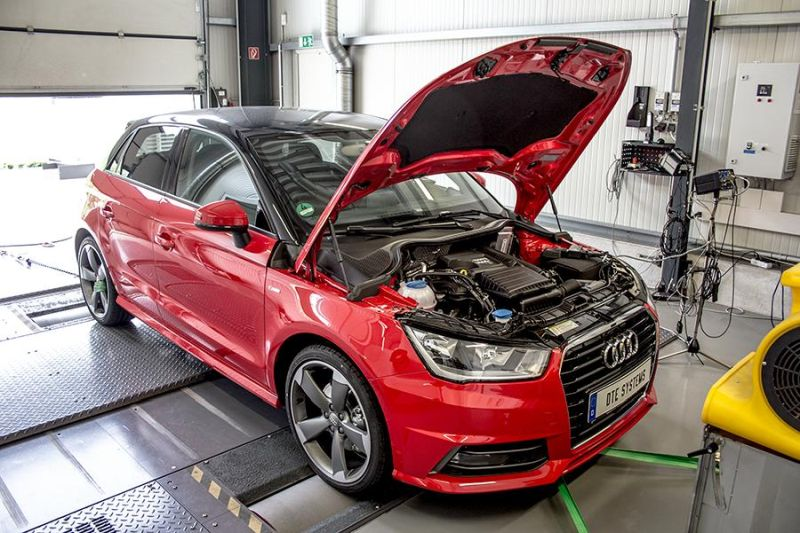 Audi A1 (8X) 1.4 TFSI 149PS & 231NM DTE-Systems GmbH Chiptuning 1