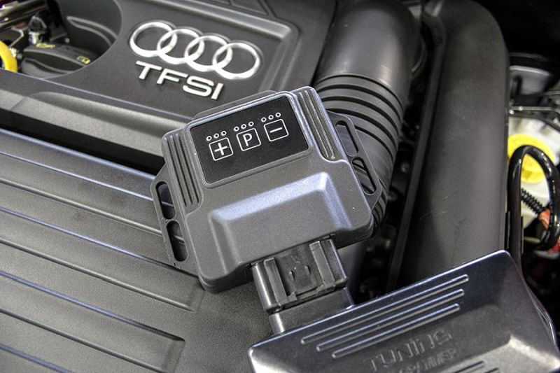Audi A1 (8X) 1.4 TFSI 149PS & 231NM DTE-Systems GmbH Chiptuning 2