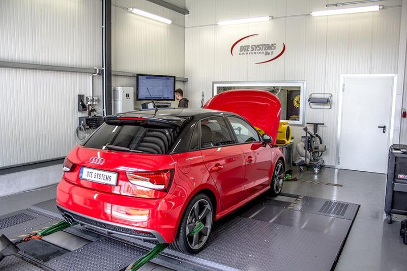 Audi A1 (8X) 1.4 TFSI 149PS & 231NM DTE-Systems GmbH Chiptuning 3