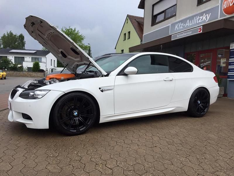 Aulitzky Tuning G Power Kompressor BMW M3 E92 600PS 2 Aulitzky Tuning G Power Kompressor BMW M3 E92 mit 600PS