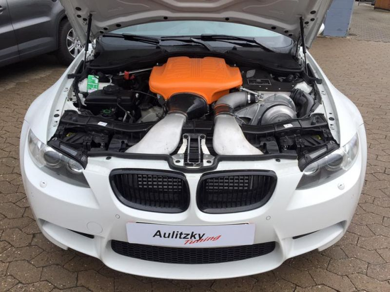 Aulitzky Tuning G Power Kompressor BMW M3 E92 600PS 3 Aulitzky Tuning G Power Kompressor BMW M3 E92 mit 600PS
