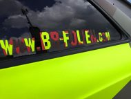 BB Folien Bele Bo%C5%A1tjan Audi A5 S5 Coupe Skull Neon Fluorescent Tuning Folierung 10 190x143 Neues Outfit   BB Folien Bele Boštjan Audi A5 S5 Skull Folierung
