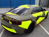 BB Folien Bele Bo%C5%A1tjan Audi A5 S5 Coupe Skull Neon Fluorescent Tuning Folierung 2 190x143 Neues Outfit   BB Folien Bele Boštjan Audi A5 S5 Skull Folierung