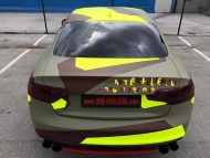 BB Folien Bele Bo%C5%A1tjan Audi A5 S5 Coupe Skull Neon Fluorescent Tuning Folierung 20 190x143 Neues Outfit   BB Folien Bele Boštjan Audi A5 S5 Skull Folierung