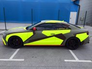BB Folien Bele Bo%C5%A1tjan Audi A5 S5 Coupe Skull Neon Fluorescent Tuning Folierung 21 190x143 Neues Outfit   BB Folien Bele Boštjan Audi A5 S5 Skull Folierung