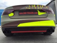 BB Folien Bele Bo%C5%A1tjan Audi A5 S5 Coupe Skull Neon Fluorescent Tuning Folierung 26 190x143 Neues Outfit   BB Folien Bele Boštjan Audi A5 S5 Skull Folierung