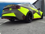 BB Folien Bele Bo%C5%A1tjan Audi A5 S5 Coupe Skull Neon Fluorescent Tuning Folierung 27 190x143 Neues Outfit   BB Folien Bele Boštjan Audi A5 S5 Skull Folierung
