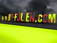 BB Folien Bele Bo%C5%A1tjan Audi A5 S5 Coupe Skull Neon Fluorescent Tuning Folierung 29 190x143 Neues Outfit   BB Folien Bele Boštjan Audi A5 S5 Skull Folierung