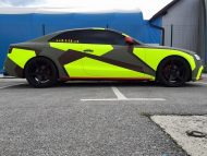 BB Folien Bele Bo%C5%A1tjan Audi A5 S5 Coupe Skull Neon Fluorescent Tuning Folierung 8 190x143 Neues Outfit   BB Folien Bele Boštjan Audi A5 S5 Skull Folierung