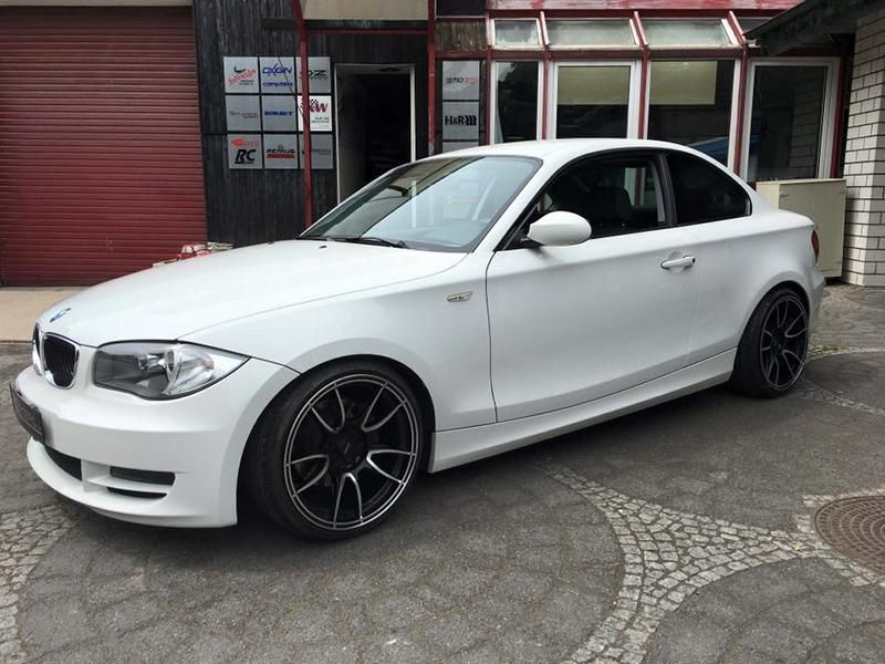 BMW 125i E82 CoupC3A9 18 Zoll Motec Nitro Tuning ML Concept 1
