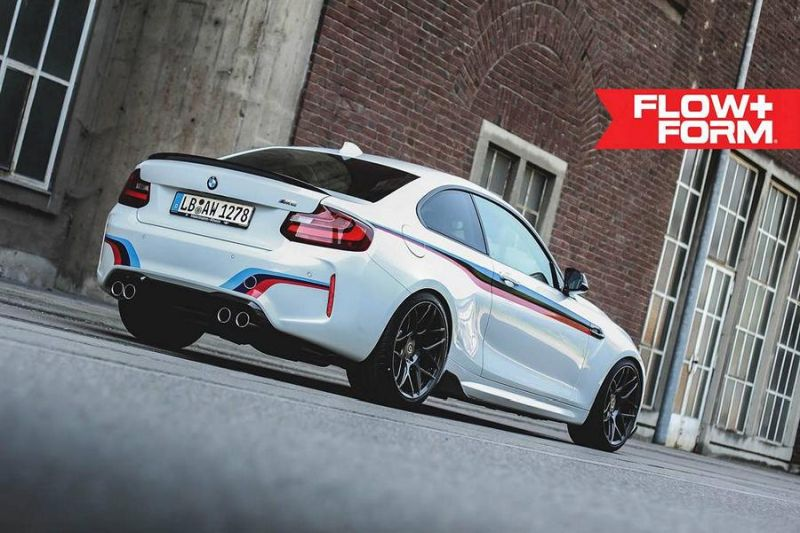 BMW M2 F87 19 Zoll HRE FF01 Tuning TVW Car Design 3