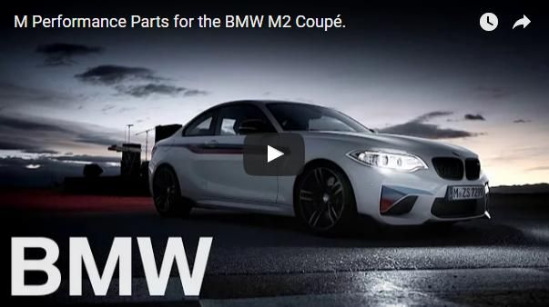 BMW M2 F87 Carbon M Performance Parts Tuning Video: Optimiert   BMW M2 F87 mit Carbon M Performance Parts