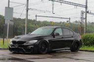 BMW M3 F80 20 Zoll WORK Wheels VS XX Tuning 1 1 e1465880335199 190x127 Mega Optik   BMW M3 F80 auf 20 Zoll WORK Wheels Alufelgen