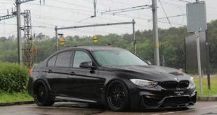 BMW M3 F80 20 Zoll WORK Wheels VS XX Tuning 1 2 e1465880355751 310x165 Mega Optik   BMW M3 F80 auf 20 Zoll WORK Wheels Alufelgen