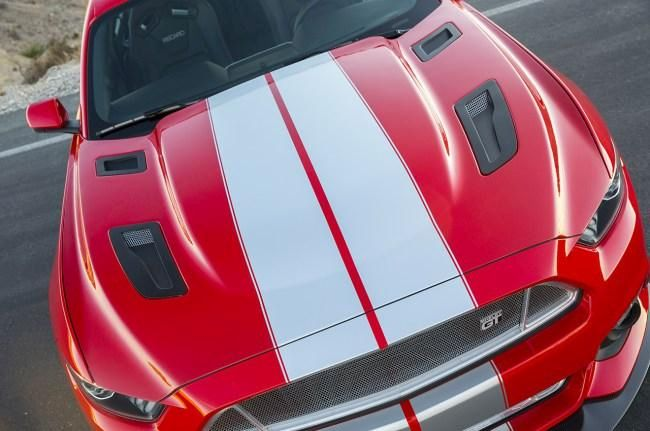 Barrett Jackson Ford Mustang Shelby GT 2016 tuning 700PS 2 Fotostory: Barrett Jackson   Ford Mustang Shelby GT mit 700PS
