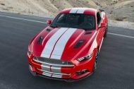 Barrett Jackson Ford Mustang Shelby GT 2016 tuning 700PS 5 190x126 Fotostory: Barrett Jackson   Ford Mustang Shelby GT mit 700PS