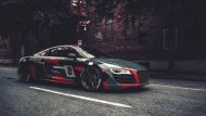 Brixton Forged Wheels WR3 Audi R8 V10 6MT 5 190x107 Brixton Forged Wheels   Audi R8 V10 6MT auf 20 Zöllern