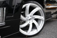 Calwing Body Kit 26 Zoll Forgiato Wheels Alufelgen Cadillac Escalade Tuning 11 190x127 Calwing Body Kit & 26 Zoll Alufelgen am Cadillac Escalade