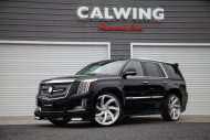 Calwing Body Kit 26 Zoll Forgiato Wheels Alufelgen Cadillac Escalade Tuning 5 190x127 Calwing Body Kit & 26 Zoll Alufelgen am Cadillac Escalade