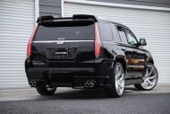 Calwing Body Kit 26 Zoll Forgiato Wheels Alufelgen Cadillac Escalade Tuning 8 190x127 Calwing Body Kit & 26 Zoll Alufelgen am Cadillac Escalade