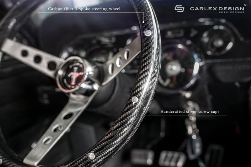 Carlex-Design-1960-Ford-Mustang-Fastback-Interieur-Tuning (15)