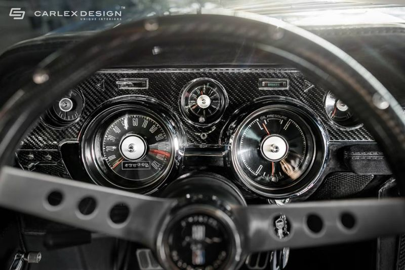 Carlex-Design-1960-Ford-Mustang-Fastback-Interieur-Tuning (16)