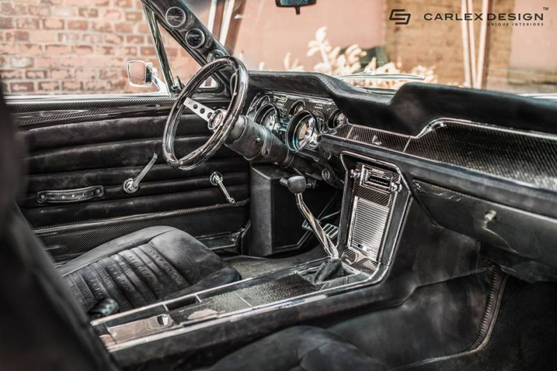 Carlex-Design-1960-Ford-Mustang-Fastback-Interieur-Tuning (2)