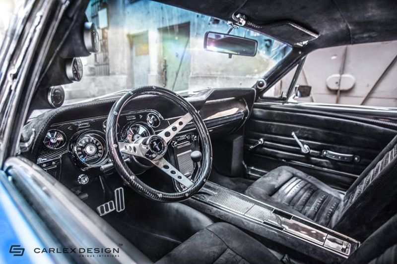 Carlex-Design-1960-Ford-Mustang-Fastback-Interieur-Tuning (3)