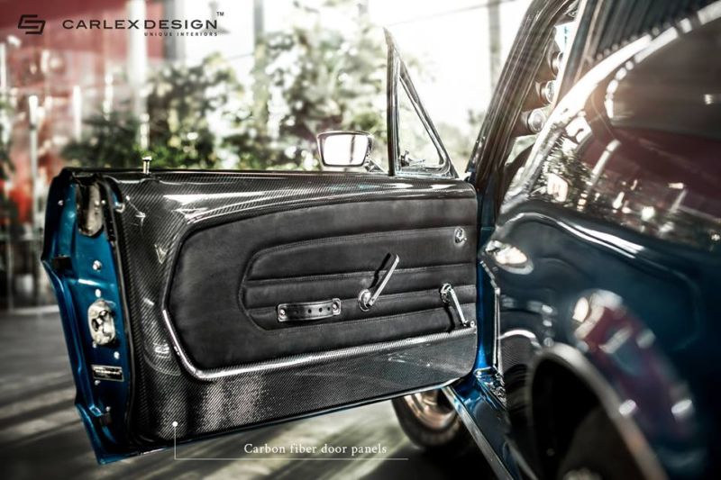Carlex-Design-1960-Ford-Mustang-Fastback-Interieur-Tuning (8)