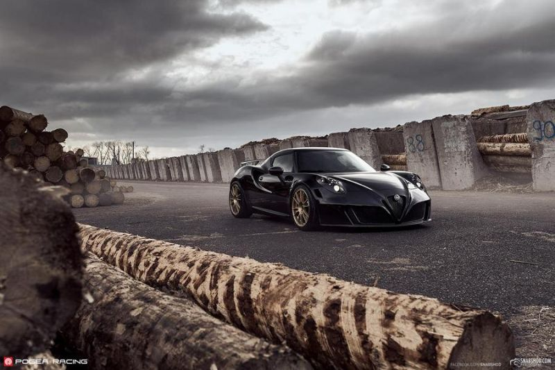 Centurion004 Alfa Romeo 4C Chiptuning 319PS Pogea Racing 2 Centurion004 Alfa Romeo 4C mit 319PS by Pogea Racing