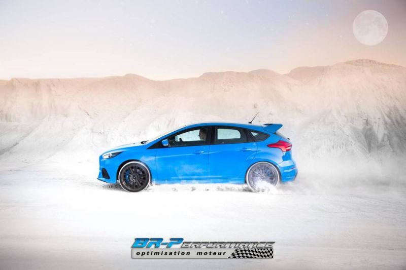 Chiptuning 374PS 603NM Ford Focus RS BR Performance 1 374PS & 603NM im Ford Focus RS von BR Performance
