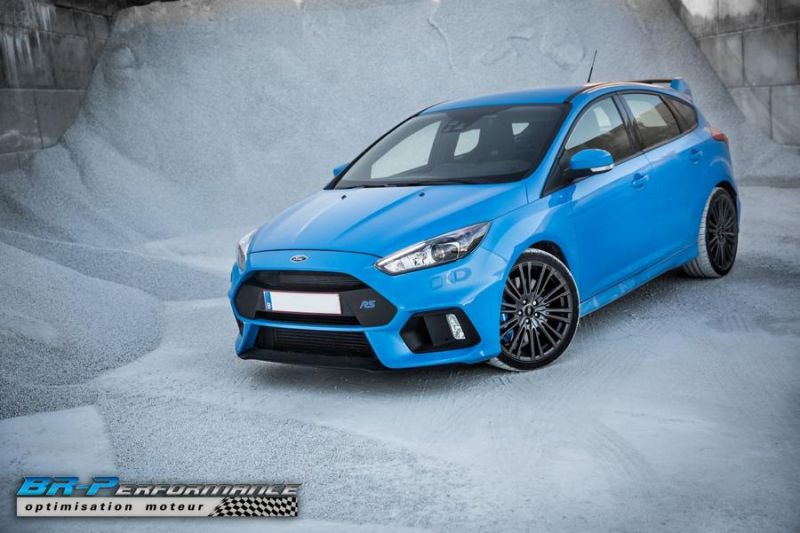 Chiptuning 374PS 603NM Ford Focus RS BR Performance 2 374PS & 603NM im Ford Focus RS von BR Performance
