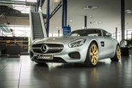 Chiptuning 595PS 750NM Lorinser Mercedes AMG GTs 1 190x127 595PS & 750NM   Lorinser peppt den Mercedes AMG GTs auf!